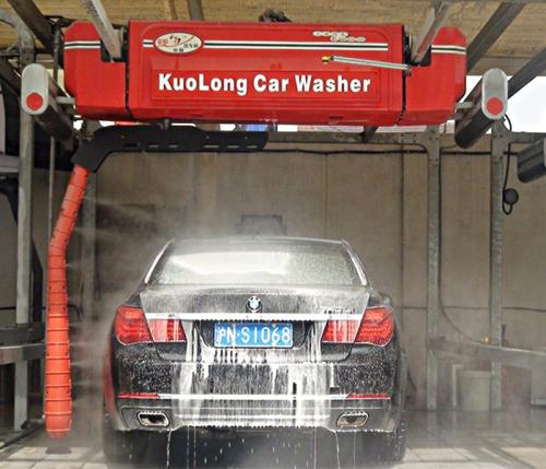 旋7(经典型)洗车机 (优惠20000元)