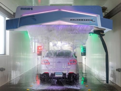 360 PLUS 洗车机