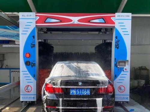 KL-5VF 洗车机(固定风机)