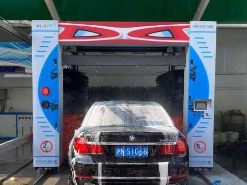 南通KL-5VF 洗车机(固定风机)